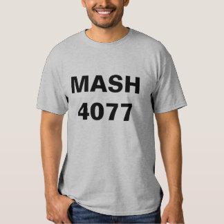 PURÉ, camiseta 4077 Camisas