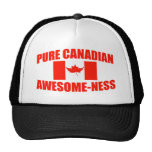 Pure Canadian Awesome-ness Hat