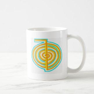 Pure CHO KU RAI - Reiki Coffee Mug
