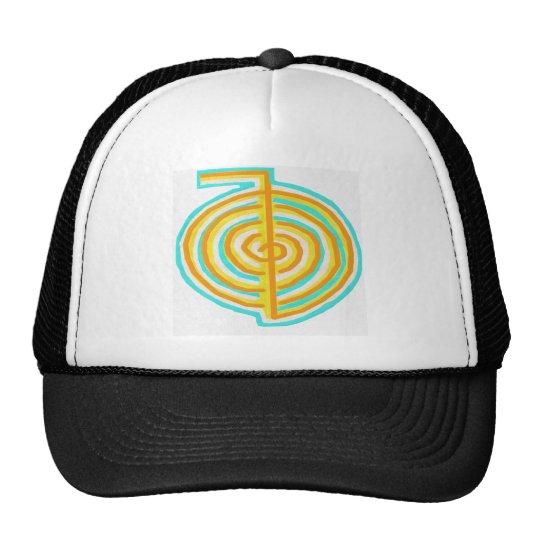 Pure CHO KU RAI - Reiki Trucker Hat