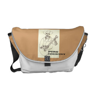 Pure Country Messenger Bag