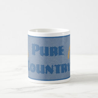 PURE COUNTRY Simulated Denim MUG or CUP