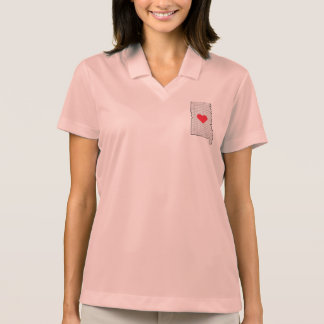 """Pure CT"" Women's Cotton Polo Top"