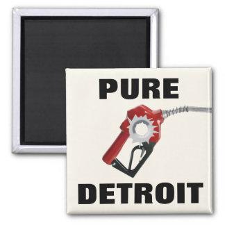 Pure Detroit Magnet