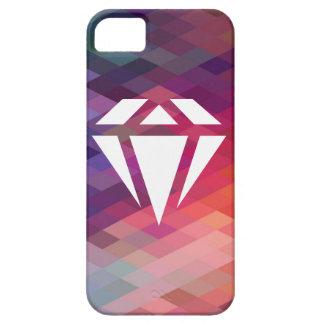 Pure Diamonds Graphic iPhone 5 Case