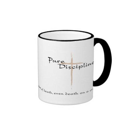 Pure Discipline mug