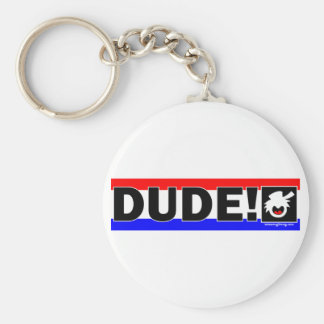 PURE DUDE-1 Magnets, Stickers, Buttons Keychain