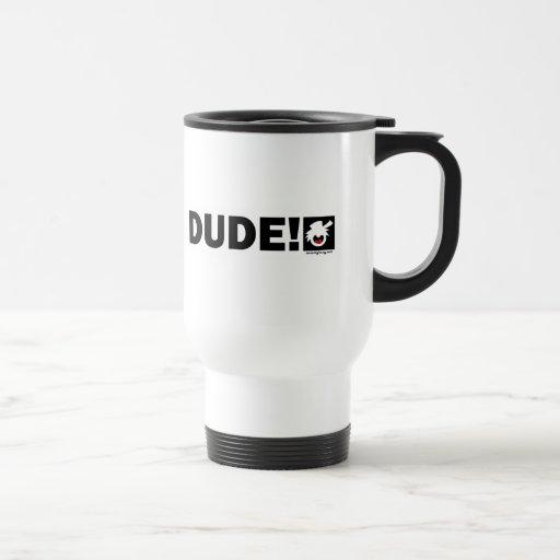 PURE DUDE-1 Mugs, Cups, Mousepads