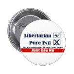 Pure Evil Pins