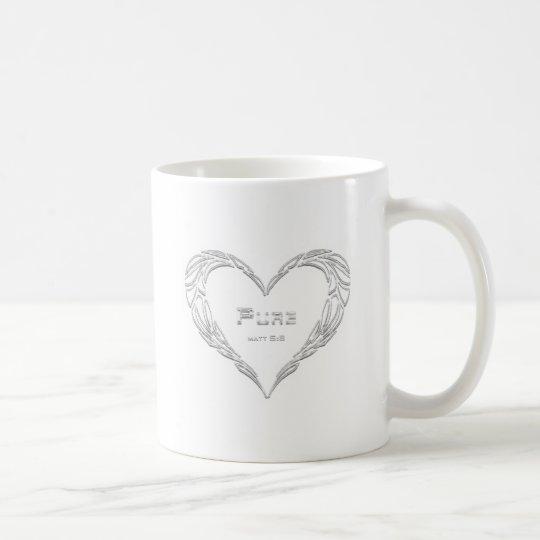 pure front coffee mug