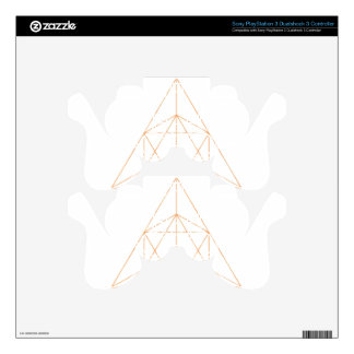 Pure Geometry 01 PS3 Controller Skins
