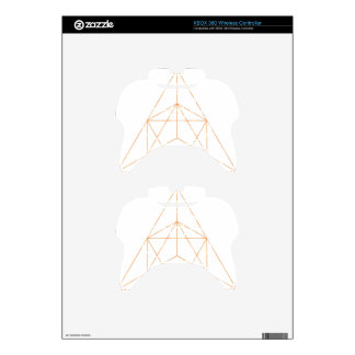Pure Geometry 01 Xbox 360 Controller Skin