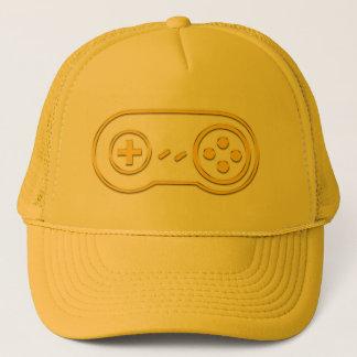 Pure Gold Controller Trucker Hat