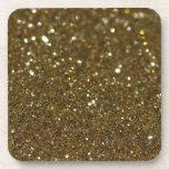 Pure Gold Glimmer Coaster