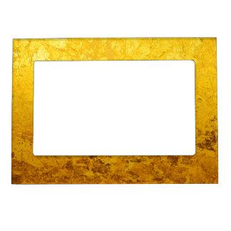 PURE GOLD pattern / gold leaf Magnetic Frame