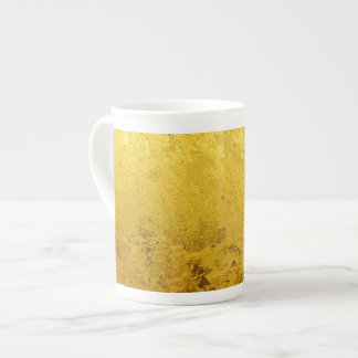 PURE GOLD pattern / gold leaf Tea Cup