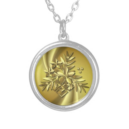 Pure Gold Personalized Necklace