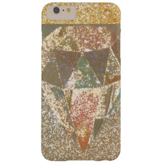 Pure golden dimond barely there iPhone 6 plus case