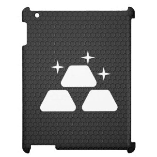 Pure Golds Graphic Case For The iPad 2 3 4