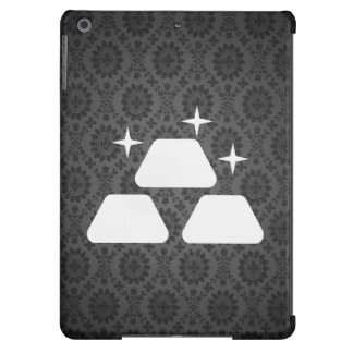 Pure Golds Graphic iPad Air Cases
