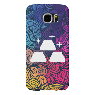 Pure Golds Graphic Samsung Galaxy S6 Cases