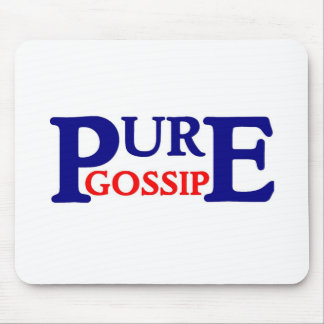 Pure Gossip Mouse Pads