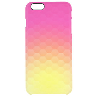 Pure Happiness Clear iPhone 6 Plus Case