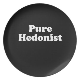 Pure Hedonist Party Plates