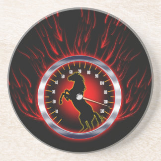 Pure horse power coasters