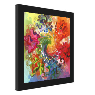 Pure Imagination Gallery Wrapped Canvas