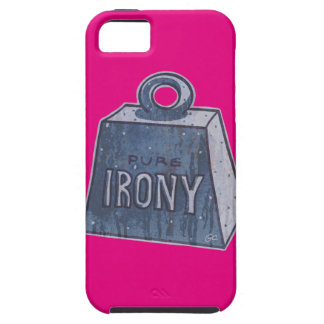 Pure Irony iPhone 5 Case