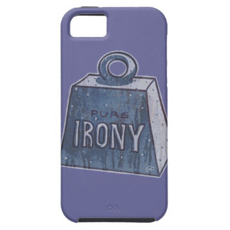 Pure Irony iPhone 5 Covers