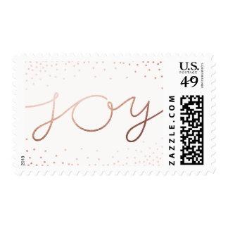 Pure Joy | Beautiful Holiday Postage