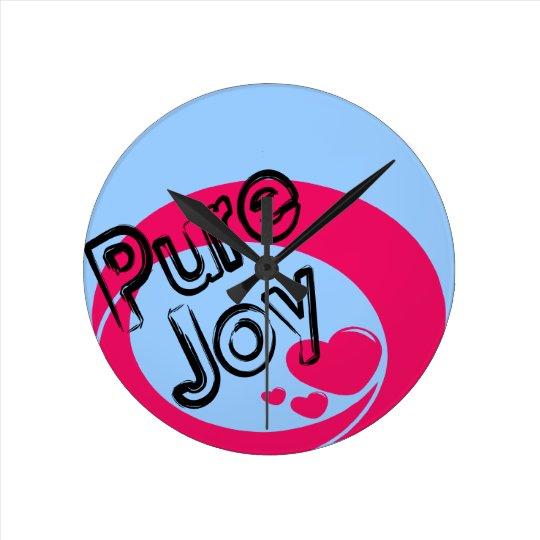 Pure Joy Clock