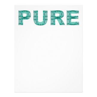 PURE Kabbalah Yoga by Deprise Letterhead