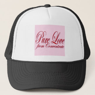 PURE LOVE from Conentrate-PINK Trucker Hat