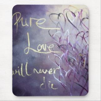 Pure Love Mouse Pad