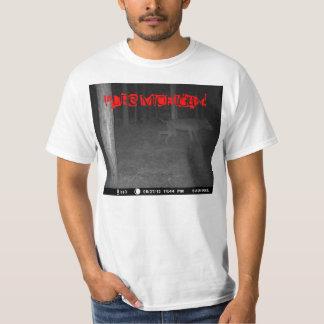 Pure Michigan Game Cam Strange Wild Canine Dogman T-Shirt