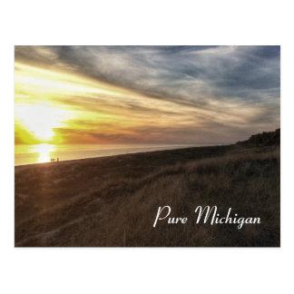 Pure Michigan Postacrd Postcard