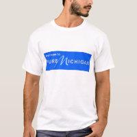 Pure Michigan T-Shirt