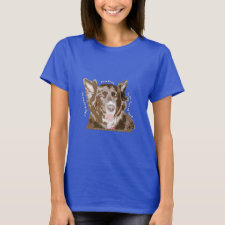 Pure of Heart Rescue Dog Quote T-Shirt