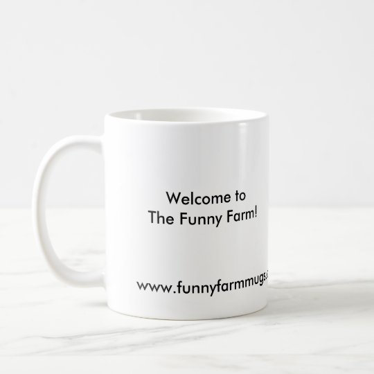 Pure Panda-monium! Coffee Mug