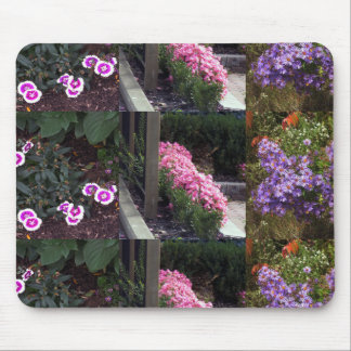 PURE pink smile FLOWERS Love Romance Sensual Gifts Mouse Pad