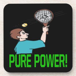 Pure Power Beverage Coaster