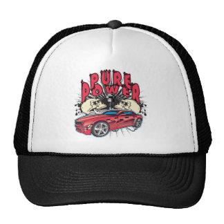 Pure Power Camaro Concept Trucker Hat