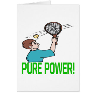 Pure Power Card