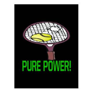 Pure Power Postcard