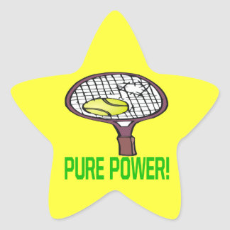 Pure Power Star Stickers
