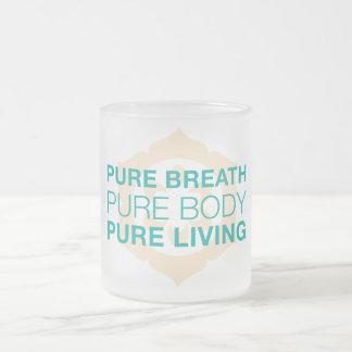 Pure Prana Yoga mug