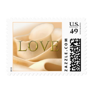 Pure Rose With Love Event And Wedding Postage